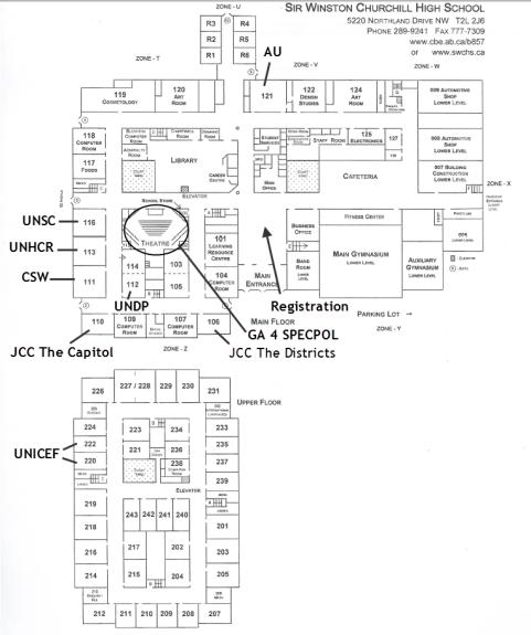 SWC full map